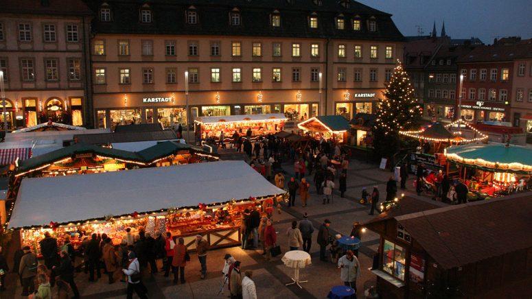 Bamberg Weihnachtsmarkt.Einkaufen Bis Mitternacht Bamberg Lädt Zur Einkaufsnacht Am 2